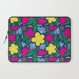 Floral Festival Laptop Sleeve