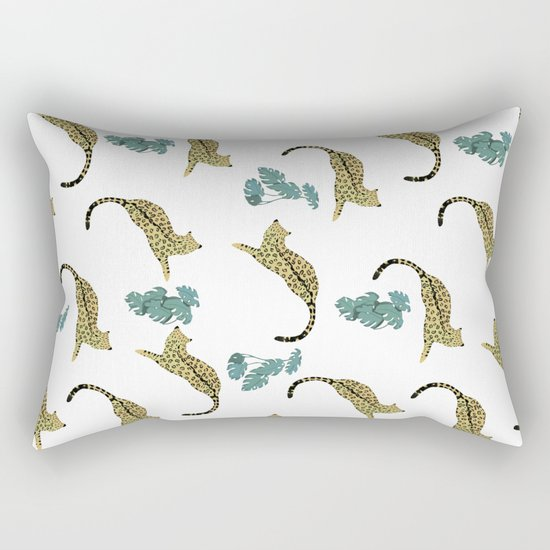 Tigras Rectangular Pillow