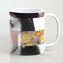 Klimt's Portrait & Anna Magnani Coffee Mug