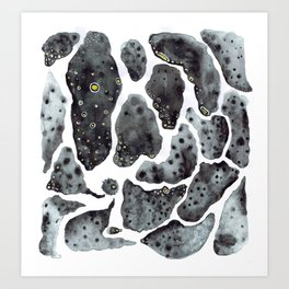 dotstone Art Print