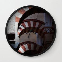 Mezquita de Granada Wall Clock