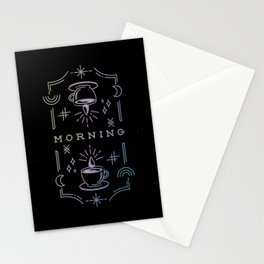 Mystic Coffee Stationery Cards