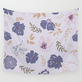 Floral Pattern 111-20CW2 Wall Tapestry