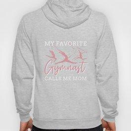 Gymnast Call Mom Hoody