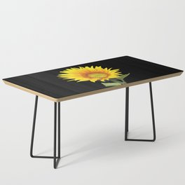 Sunflower Coffee Table