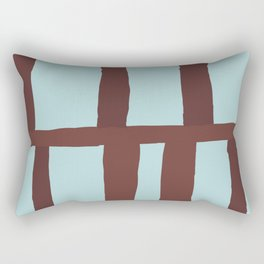 Old Odense V Rectangular Pillow