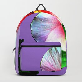 Hybiscus jGibney The MUSEUM Society6 Gifts Backpack