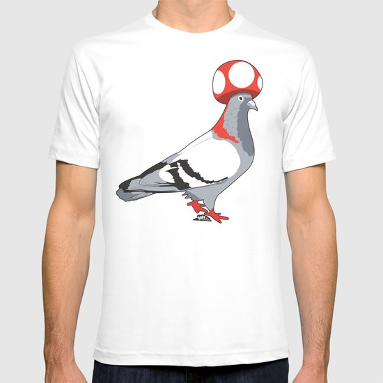 Pigeon Toad. T-shirt