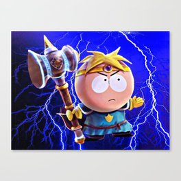 Thor Butters Canvas Print