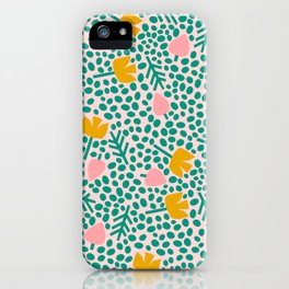 holland dots iPhone Case