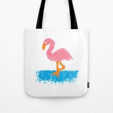 Sprinkle Flamingo Tote Bag