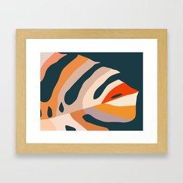 Monstara Framed Art Print
