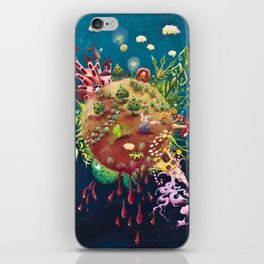 tales 's planet iPhone Skin