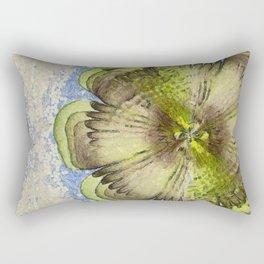 Diastaltic Wraith Flower  ID:16165-040334-27340 Rectangular Pillow
