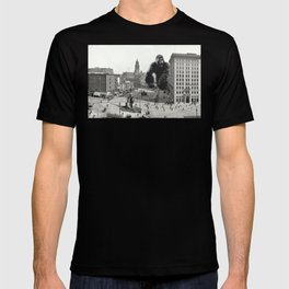 King Kong in Detroit 1907 T-shirt