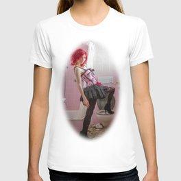 Devil in Toilet  T-shirt
