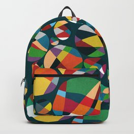 Wheel of fortune Backpack
