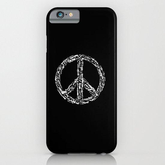 Peace? iPhone & iPod Case