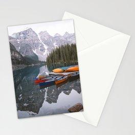 Moraine Lake | Banff National Park, Alberta, Canada | John Hill Photography Stationery Cards