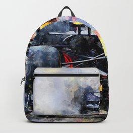 Max Verstappen No.33 Backpack