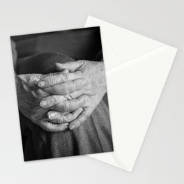 Hands, your hands! Stationery Cards