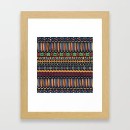 Africa No2 Framed Art Print