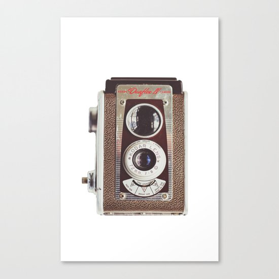 Kodak Duaflex  Canvas Print