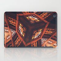 industrial iPad Cases featuring Industrial Labyrinth by Phil Perkins