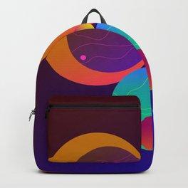 Monkey Planets (1/2) Backpack