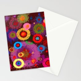 Abstract #360 Stationery Cards