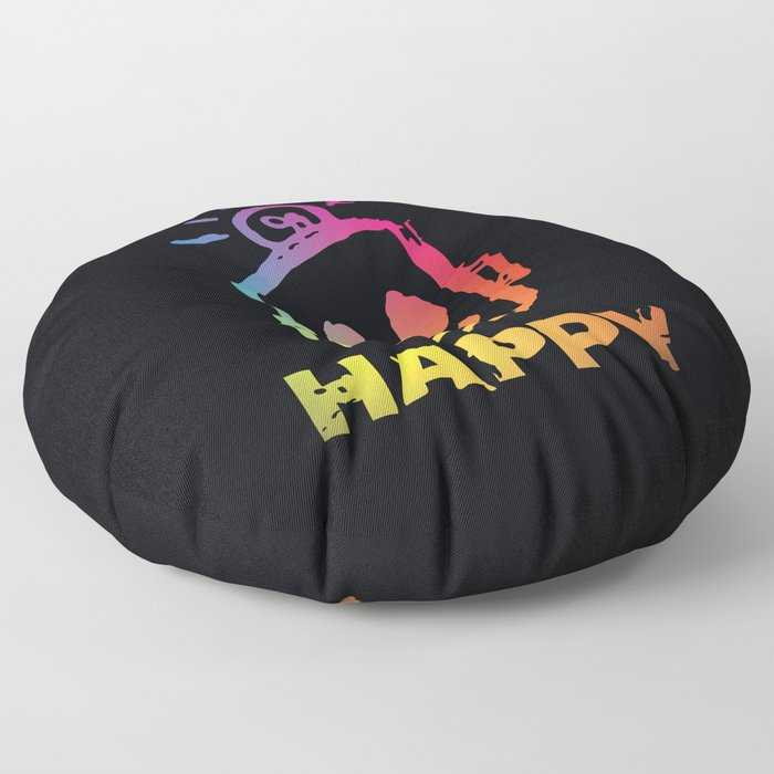 PRIDE Floor Pillow