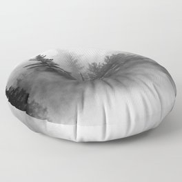 shrouded Floor Pillow