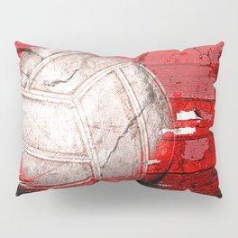 Volleyball vs 3 Pillow Sham