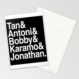 queer eye(name) Stationery Cards
