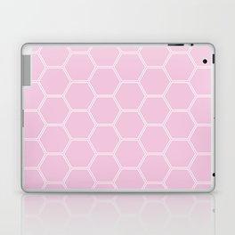 Honeycomb Light Pink #326 Laptop & iPad Skin