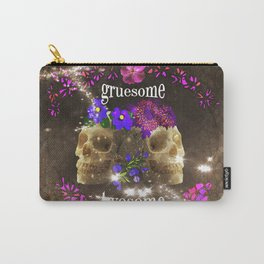 Gruesome Twosome Carry-All Pouch