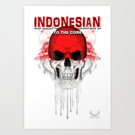 To The Core Collection: Indonesia Art Print