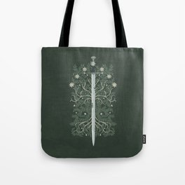 Flame of the West Tote Bag