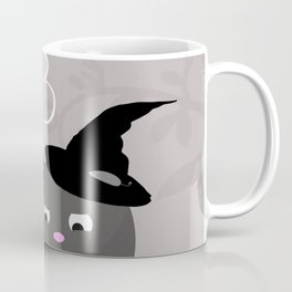 Cat Witch Coffee Mug