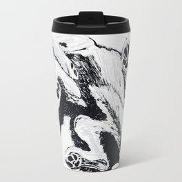 Husky Side UP Travel Mug