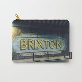Brixton, south west London Carry-All Pouch