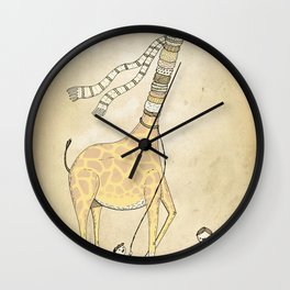 Good day for business Wall Clock