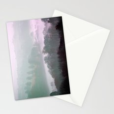 MIST IN THE VALLEY Stationery Cards