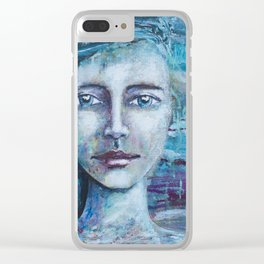 Freedoms Ladder of the Soul Clear iPhone Case