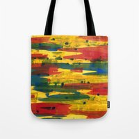 camo Tote Bags featuring Camo by Dariush Nejad