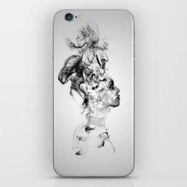 Twerk Smoke iPhone Skin
