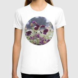 Pincushions at Dusk T-shirt