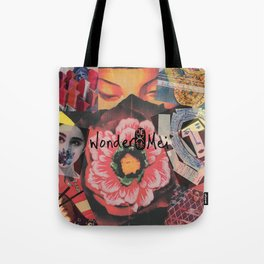 World of Wondermei Tote Bag