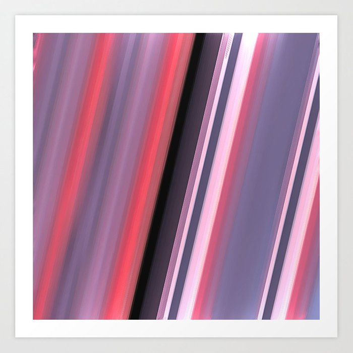 Stripes#1 Art Print