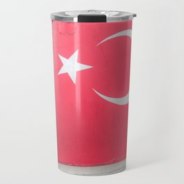 Turkish Air Force Logo Travel Mug
